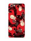 ♥ 俏魔女美人館 ♥ {紅色猩猩}OPPO A3-防摔空壓軟殼 手機殼 手機套 保護殼 保護套