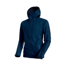 [Mammut] (男) GORE-TEX Convey Tour HS Hooded Jacket 防水透氣外套 海洋藍 (1010-26030-5118)