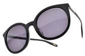 JILL STUART 太陽眼鏡 JS02015 C01 (黑) 簡約百搭貓眼款 # 金橘眼鏡