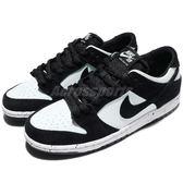 Nike 滑板鞋 SB Zoom Dunk Low Pro 黑 薄荷綠 潑墨底 男鞋 休閒鞋 【PUMP306】 854866-003