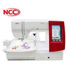 縫紉機NCC Olivia 電腦刺繡縫紉...