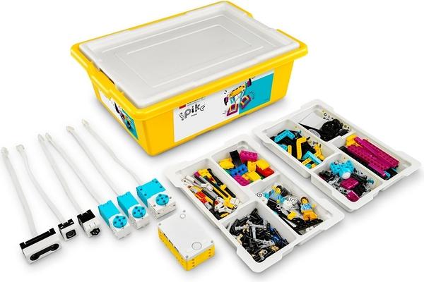 樂高積木 LEGO《 LT45678 》LEGO Education SPIKE Prime Set 史派克機器人基本組