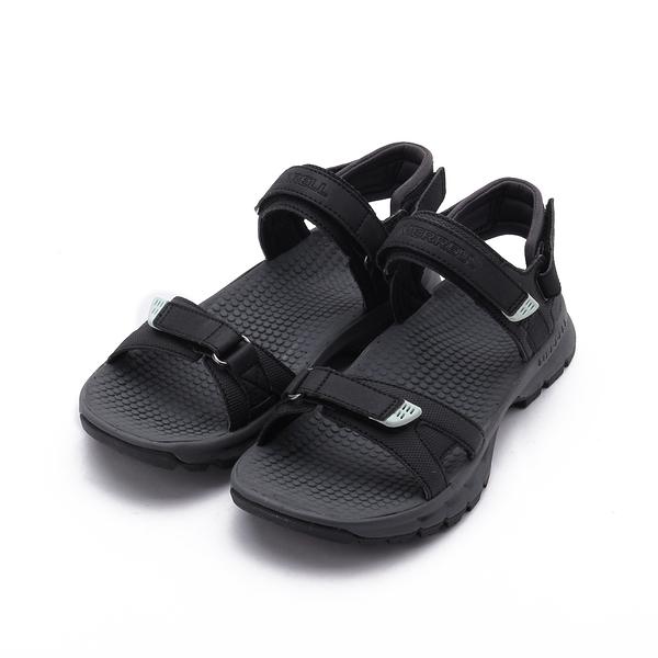 MERRELL CEDRUS CONVERT 3 涼鞋 黑/淺綠 ML036238 女鞋