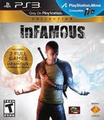 PS3 inFAMOUS Collection 惡名昭彰 合輯(美版代購)