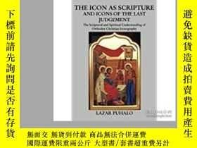 二手書博民逛書店The罕見Icon as Scripture: A Script
