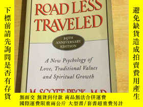 二手書博民逛書店The罕見roadless traveled23470 看圖 看