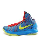 Nike KD V [554988-401] 男鞋 籃球 運動 緩震 輕盈 Kevin Durant 藍 紅