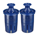[106美國直購] Brita 濾芯2入裝 Longlast Replacement Water Filter for Pitchers, 120 gallon each