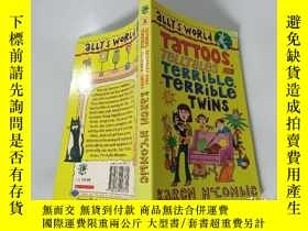 二手書博民逛書店Tattoos,罕見Telltales and Terrible, Terrible Twins:紋身,告密者和可
