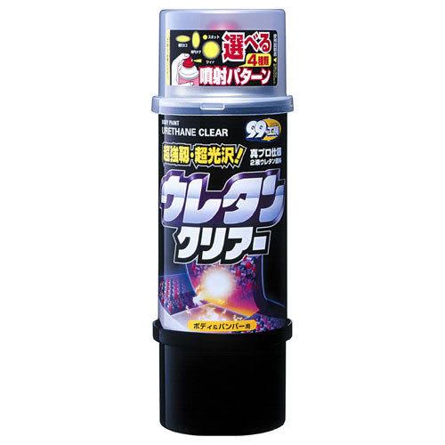 SOFT99 2液超光澤透明漆
