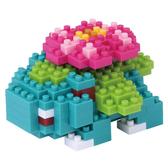【日本 Kawada 河田】Nanoblock 迷你積木 神奇寶貝/寶可夢 妙蛙花 NBPM-018