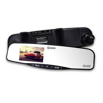 DOD RX400W【贈 16G】FULL HD 1080P GPS測速 eMap 後視鏡型行車記錄器 支援倒車顯影