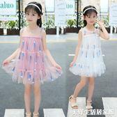 5到6至7女童8小女孩12兒童裝公主連身裙子洋氣10衣服11歲 美好生活居家館