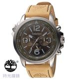 Timberland 美式 三眼 錶(TBL.13910JS/19) 45mm