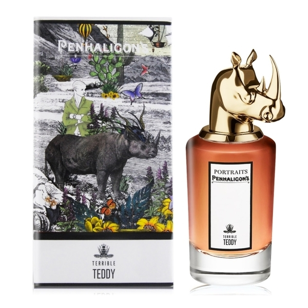 PENHALIGON'S 潘海利根 犀牛淡香精(75ml) TERRIBLE TEDDY-國際航空版