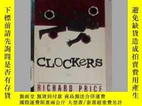 二手書博民逛書店英文原版罕見Clockers by Richard PriceY