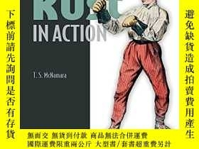 二手書博民逛書店Rust罕見In ActionY255562 Tim Mcnamara Manning Publication
