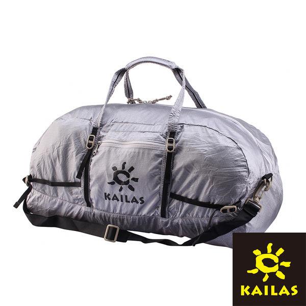 【Kailas】變色龍(Anole)旅行手提袋 38L 銀白 KA50036 登山|露營|休閒|旅遊|戶外|側背袋|行李袋