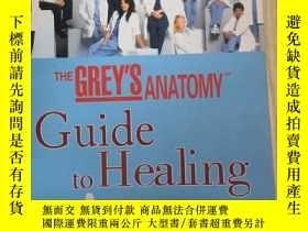 二手書博民逛書店Grey s罕見Anatomy Guide to Healing