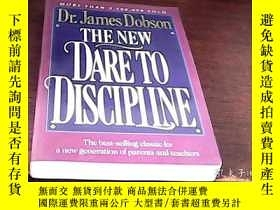 二手書博民逛書店THE罕見NEW DARE TO DISCIPLINE這是新的挑