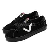 Vans Sport 黑 白 基本款 休閒鞋 男鞋 女鞋 美線 情侶款 【ACS】 VN0A4BU6BKA