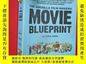 二手書博民逛書店Guerilla罕見Film Makers Movie Blue