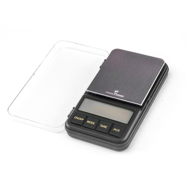 金時代書香咖啡 DIGITAL SCALE電子磅秤 500g0.01g (黑) HK0515BK