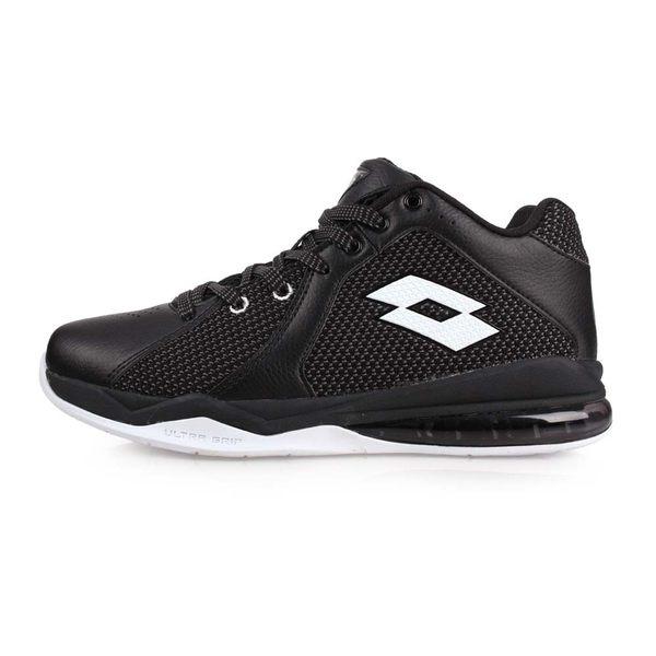 LOTTO 男 Vortex 旋風 氣墊籃球鞋 (黑) LT7AMB5770【 胖媛的店 】