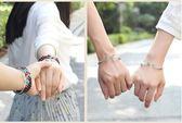 情人節禮物緊箍咒手鐲情侶手鍊一對純銀男女孫悟空大話西游金箍棒