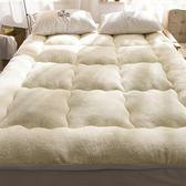 秋冬季加厚保暖羊羔絨床墊1.5米1.8m床2米單人雙人褥子榻榻米墊被【雙11購物節】