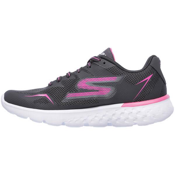 Skechers GO Run 400 女 灰 桃紅 白 慢跑運動鞋 輕量 透氣 路跑鞋 健走鞋 14808CCPK
