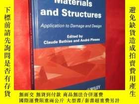 二手書博民逛書店Fatigue罕見of Materials and Struct