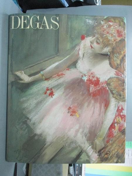 【書寶二手書T4/藝術_XEY】Degas_Gordon, Robert/ Forge, Andrew/ Howard, Richard (TRN)