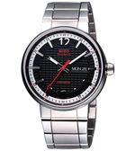 MIDO 美度 Great Wall 長城系列機械手錶-黑 M0156311105700