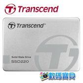 【免運費】 創見 Transcend SSD220 240GB 2.5吋 SSD 固態硬碟 (540MB/s,公司貨三年保固,TS240GSSD220S) 240g