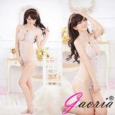 情趣內睡衣專賣 性感睡衣 情趣商品 角色扮演  Gaoria誘人愛戀 挑逗性感連身衣