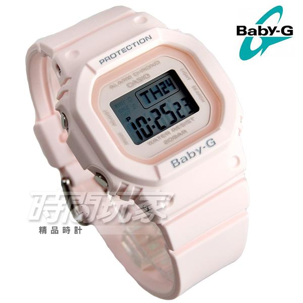 Baby-G BGD-560-4 復刻經典原型百搭流行設計休閒錶 女錶 防水手錶 粉色 BGD-560-4DR CASIO卡西歐