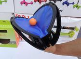 兒童成人手抓球拋接球運動健身手抓球拍手拋球乒乓球WD 晴天時尚館