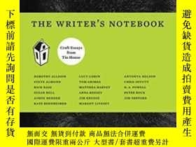 二手書博民逛書店The罕見Writer s NotebookY255562 Anna Keesey Tin House Boo