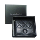 Mercedes-Benz 零錢包 -菱格紋 - MBS11250101