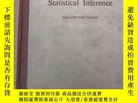 二手書博民逛書店the罕見theory of statistical infer