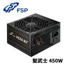 全漢 FSP 聖武士 450W 80PL...