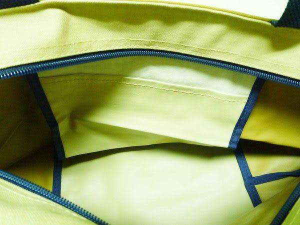 【震撼精品百貨】Hello Kitty 凱蒂貓~手提袋『橘/墨綠/土黃』(共三色)
