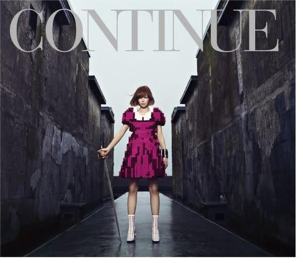 MEG CONTINUE CD附DVD  (購潮8)