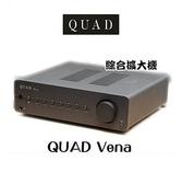 《名展影音》英國QUAD『 Vena 』數位流全機能性 前級 藍芽 真空管 綜合擴大機 iphone ipad -鐵灰版