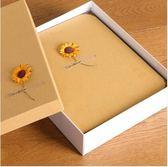美觀幹花裝飾麻繩文藝復古小清新4吋相冊yhs2010【123休閒館】