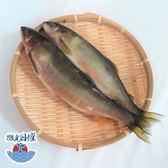 微光日燿 台灣帶卵母香魚 1kg/盒 (約5~7尾)