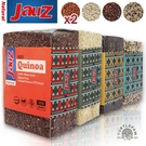 【JAUZ喬斯】紅藜麥2包+白藜麥+黑藜麥+三色藜麥QUINOA (350公克*5包)