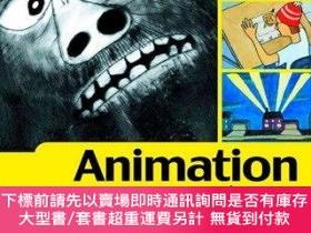 二手書博民逛書店Animation罕見In The Home Digital StudioY255174 Subotnick,