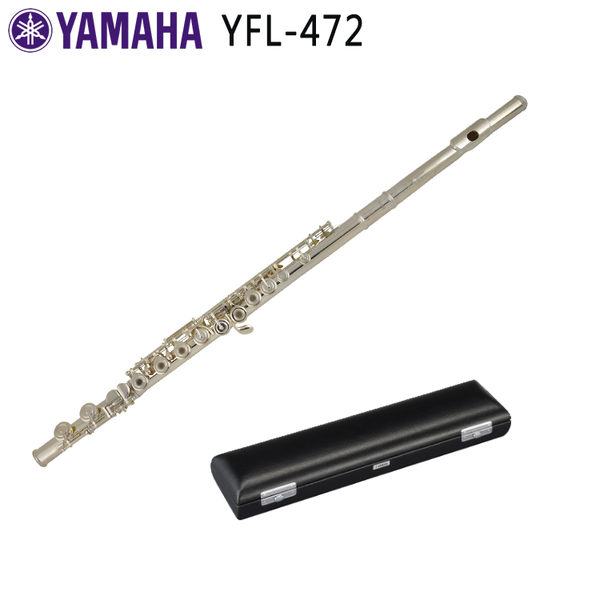 【金聲樂器】YAMAHA YFL-472/YFL472 長笛 公司貨 保固一年